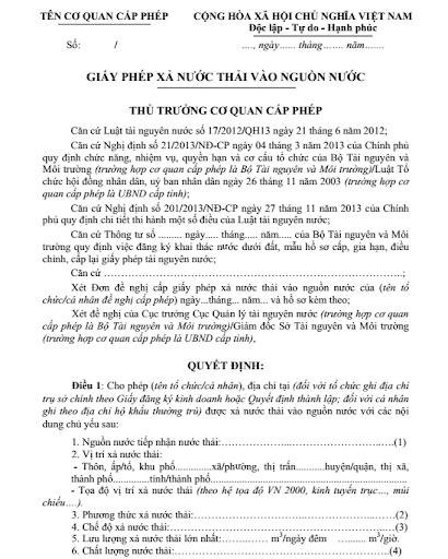 nhung-doi-tuong-phai-co-giay-phep-xa-thai-vao-nguon